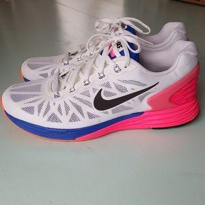 Nike 8.5 women's Lunarglide sneakers